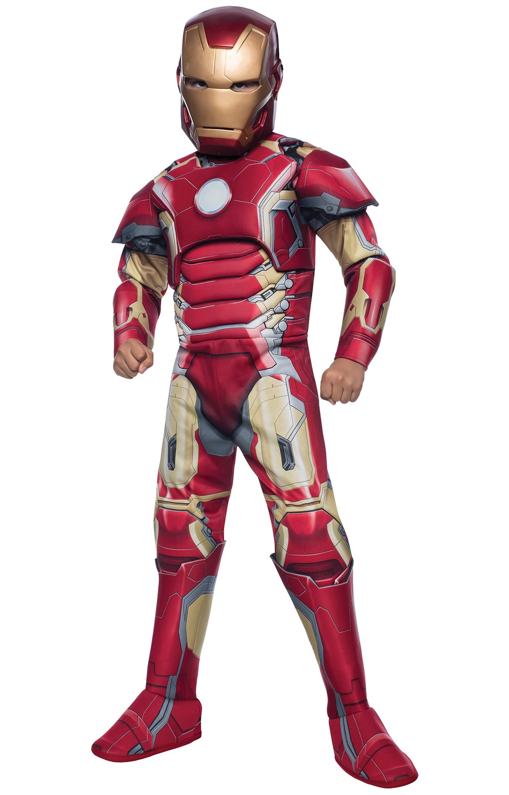Avengers 2: Age of Ultron Deluxe Iron Man Mark 43 Costume ...