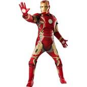 "Avengers 2 - Age of Ultron: Deluxe Iron Man ""Mark 43"" Costume For Men"