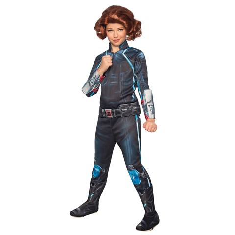 Avengers 2 - Age of Ultron: Deluxe Kids Black Widow Costume