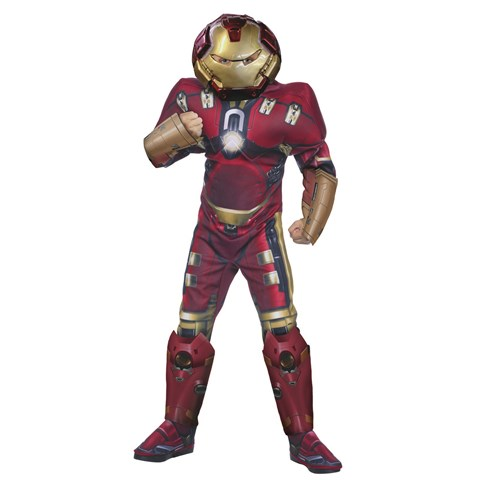 Avengers 2 - Age of Ultron: Deluxe Kids Hulk Buster Costume