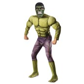 Avengers 2 - Age of Ultron: Deluxe Mens Hulk Costume