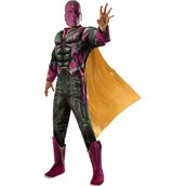 Avengers 2 - Age of Ultron: Deluxe Mens Vision Costume