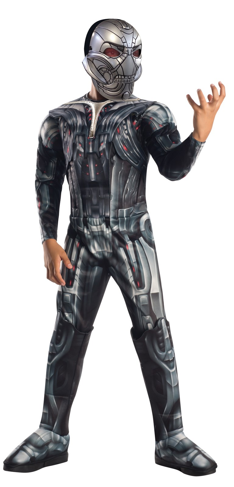 Avengers 2 - Age of Ultron: Deluxe Ultron Kids Costume