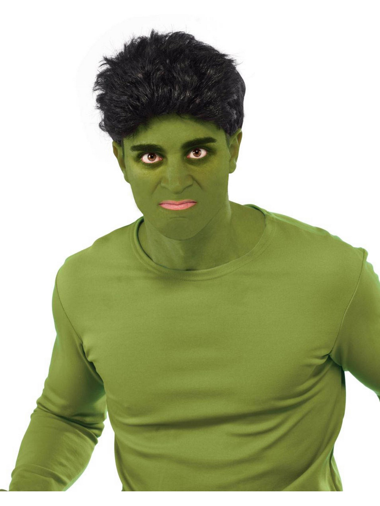 Avengers 2 - Age of Ultron: Hulk Wig For Adults