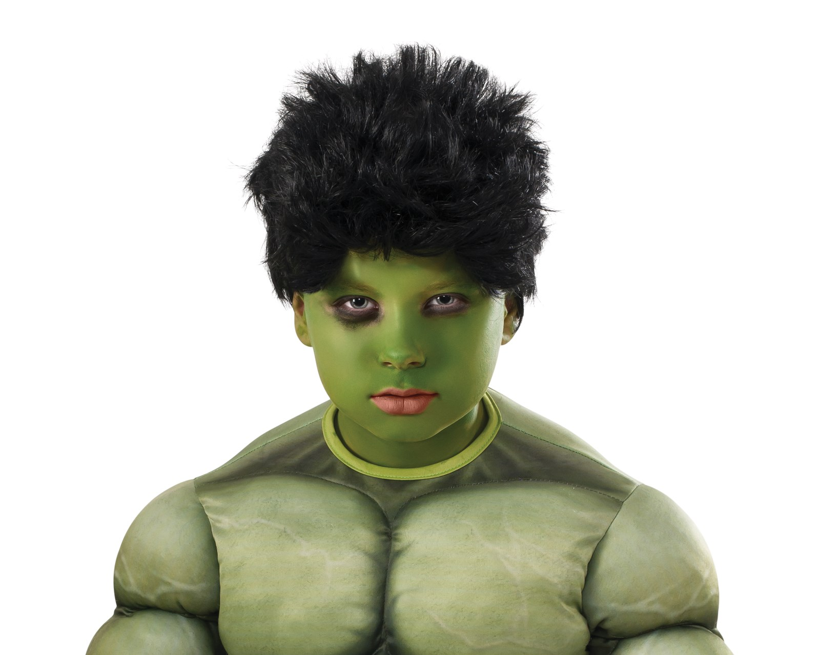 Avengers 2 - Age of Ultron: Kids Hulk Wig
