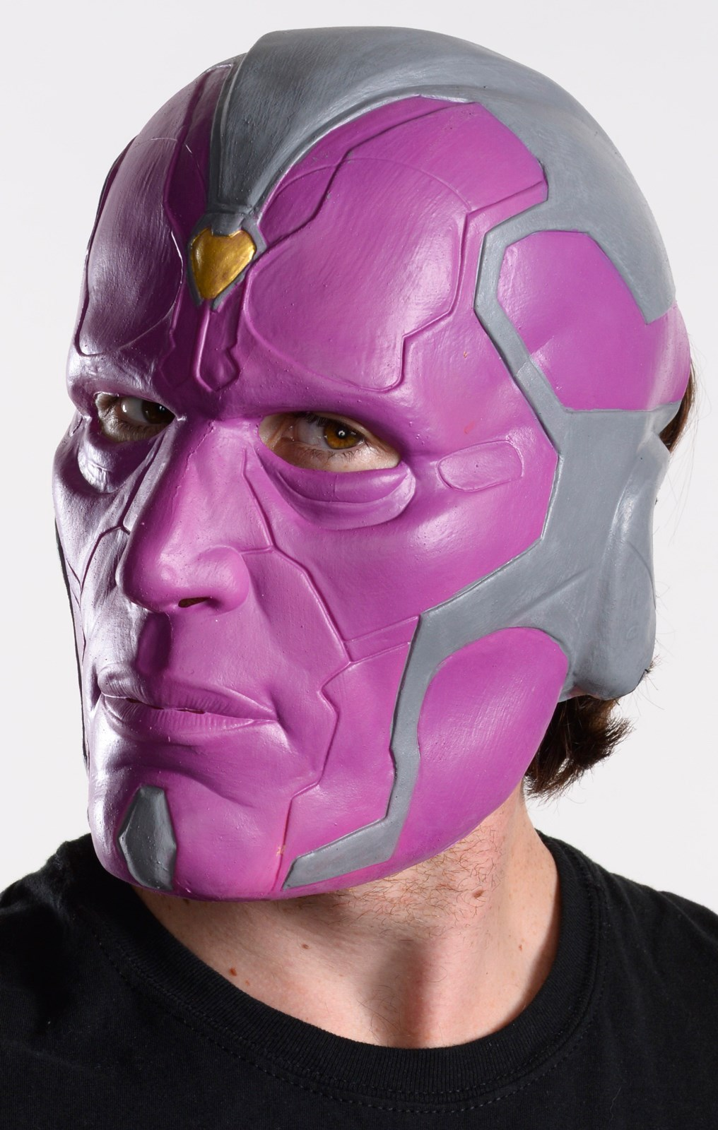 Avengers 2 - Age of Ultron:  Mens Vision 3/4 Mask