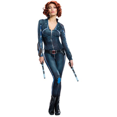 Avengers 2 - Age of Ultron: Womens Secret Wishes Black Widow Costume