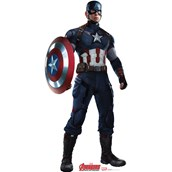 Avengers Age of Ultron Captain America Standup - 6' Tall