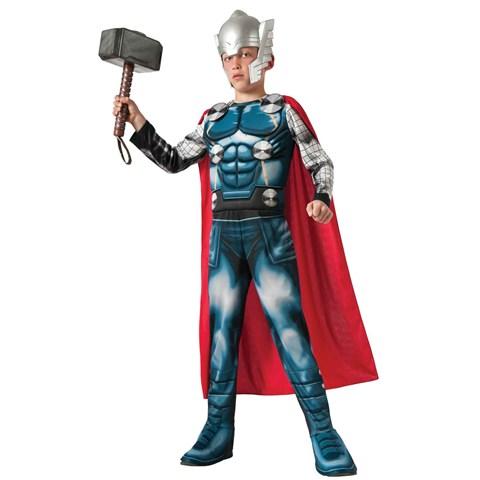 Avengers Assemble Deluxe Thor Kids Costume