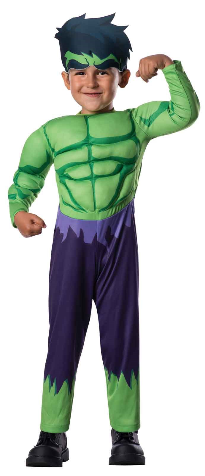 Avengers Assemble Hulk Toddler Costume | BuyCostumes.com