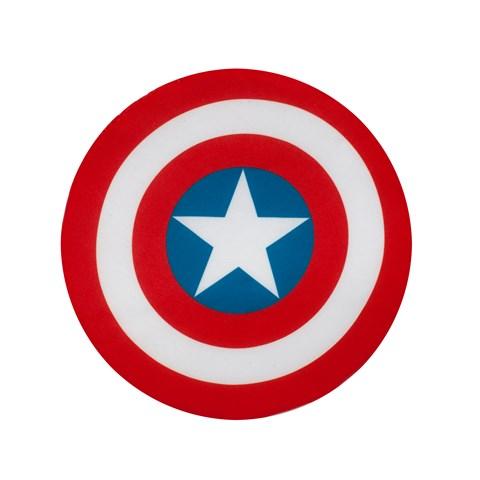 Avengers Assemble - Kids Captain America Plush Shield