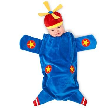 Baby Aviator Infant Bunting
