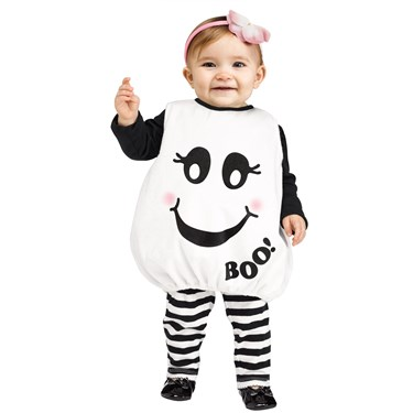 Baby Boo Costume For Toddlers