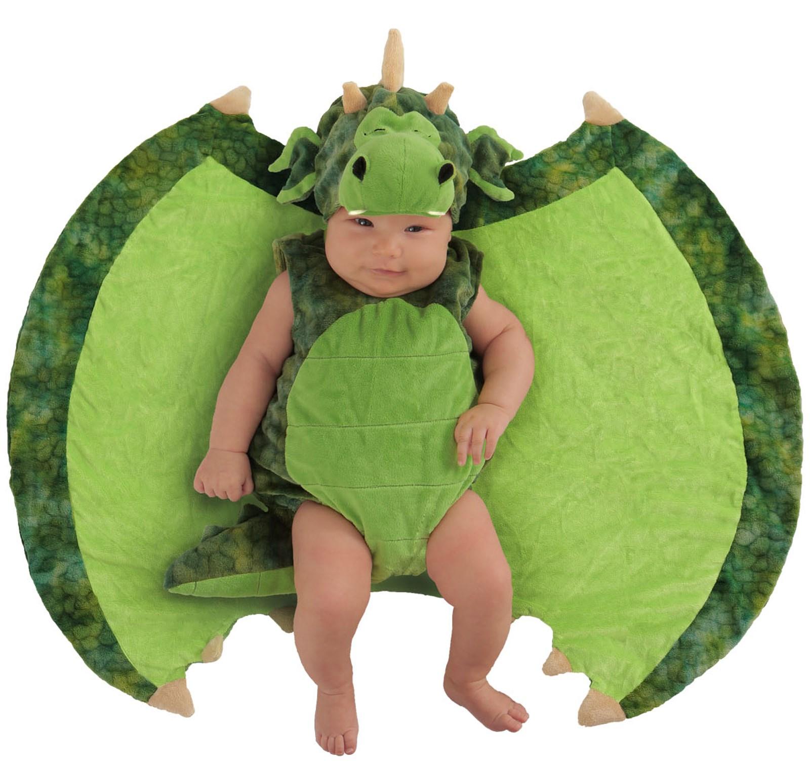 Baby Darling Dragon Costume