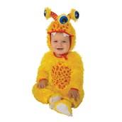 Baby Monster Boo Costume