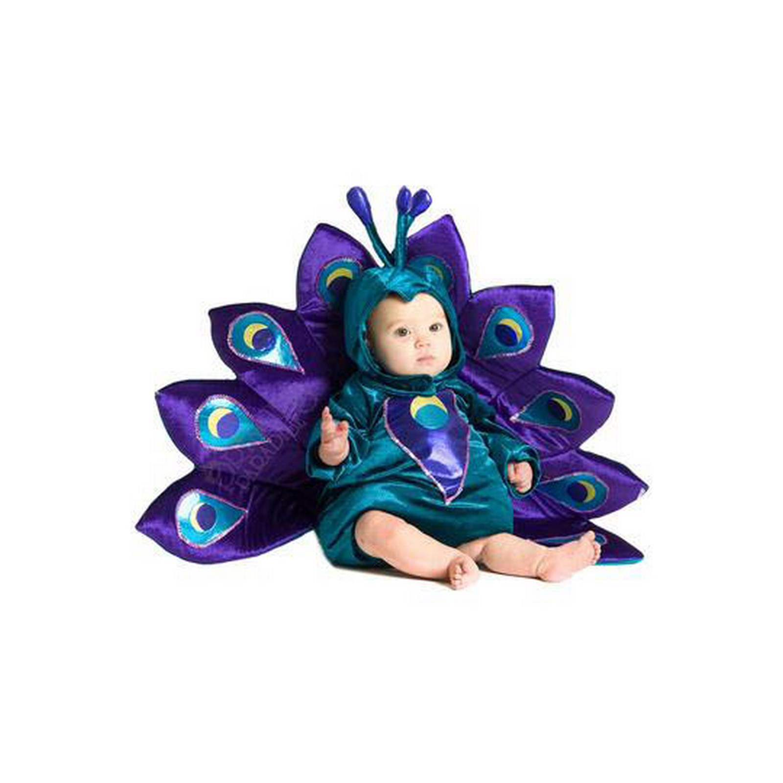 baby peacock infant toddler costume - Halloween Costume For Baby Girls