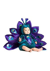 Click Here to buy Baby Peacock Baby & Toddler Costume from BuyCostumes
