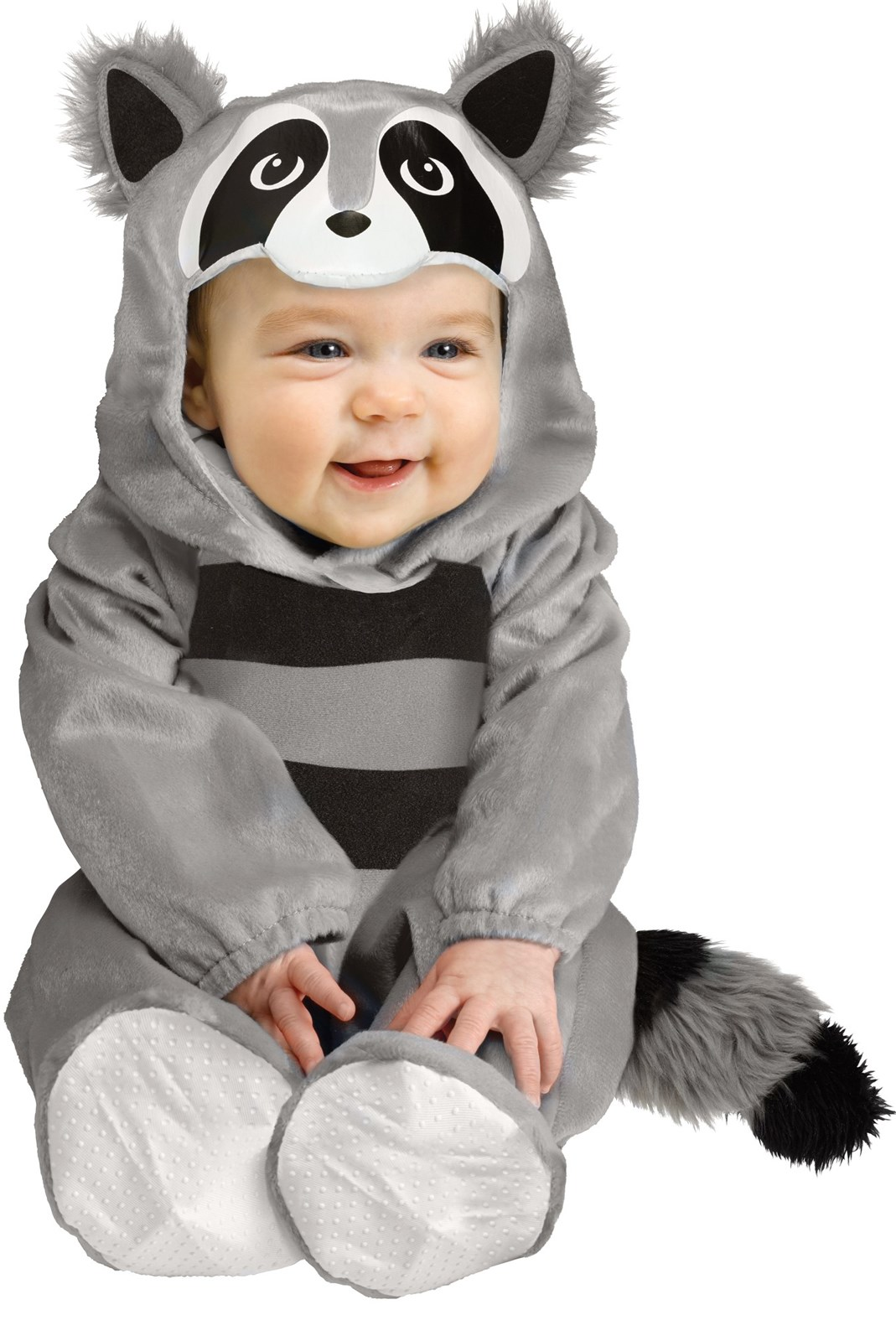 Baby Raccoon Costume For Infants