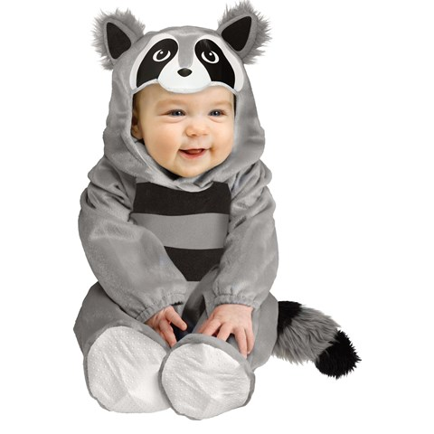 Baby Raccoon Costume For Infants