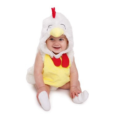 Baby Rooster Chicken Infant Costume