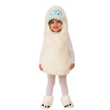 Baby Toddler Cutie Yeti Costume