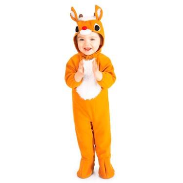Baby Toddler Lil Reindeer Romper