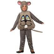 Baby Wiggle Eyes-Mouse Costume