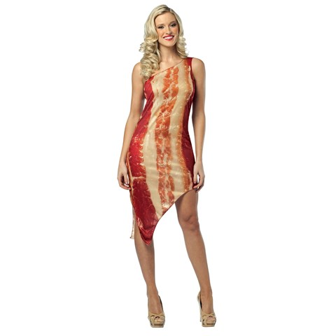 Bacon Dress Adult Costume