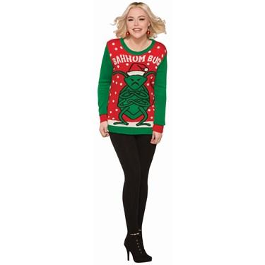 Bahhum Bug Christmas Adult Sweater