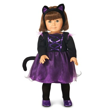 """Ballerina Kitty 18"""" Doll Costume"""