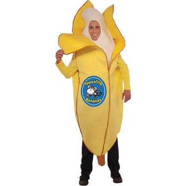 Banana Unisex Adult Costume