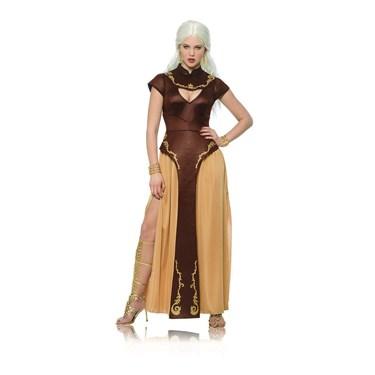 Barbarian Warrior Women's Costume