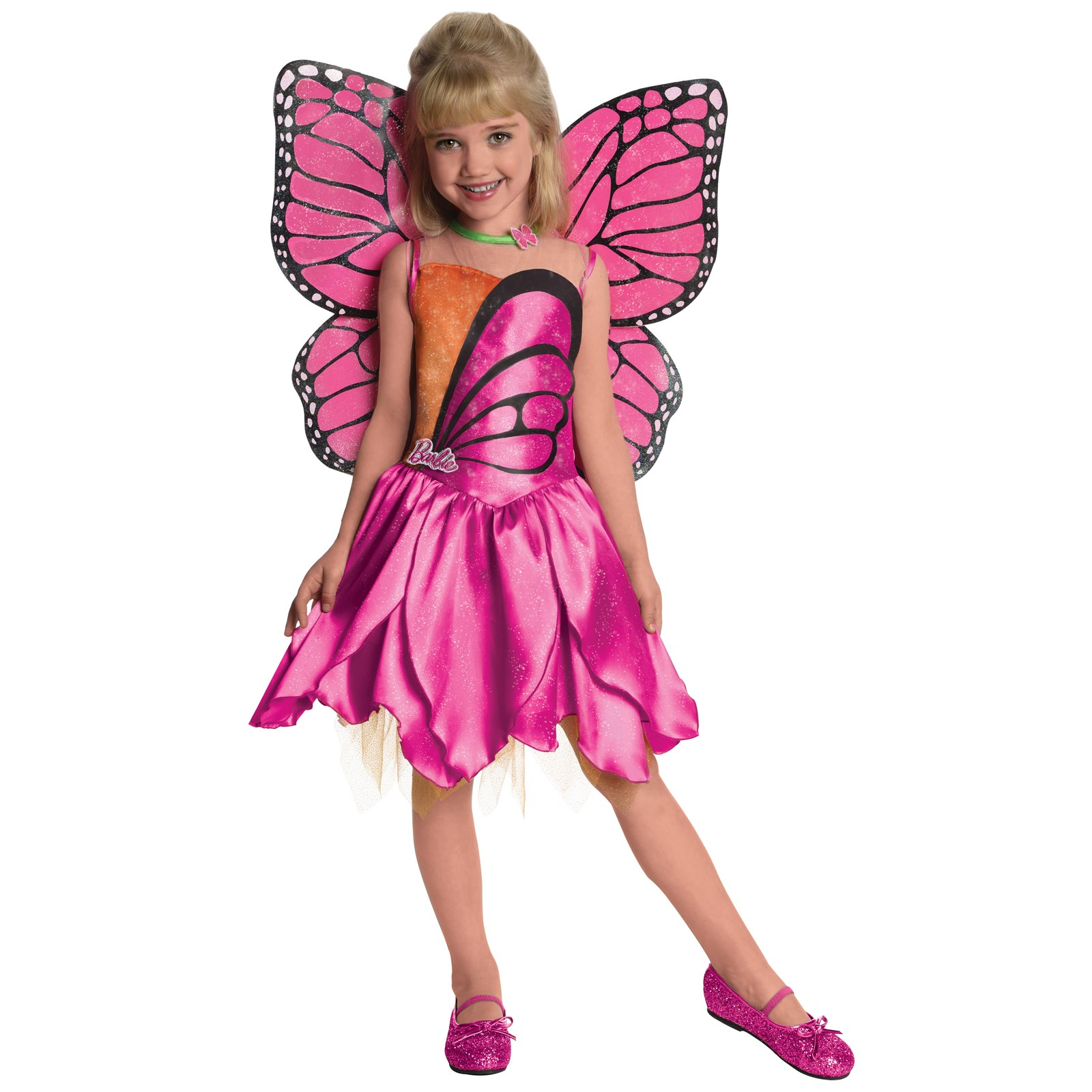 Barbie-Deluxe Mariposa Toddler / Child Costume   BuyCostumes.com