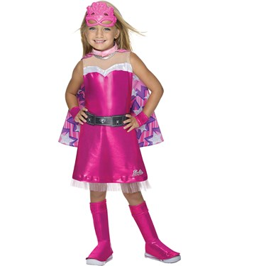 Barbie Super Sparkle Deluxe Child Costume