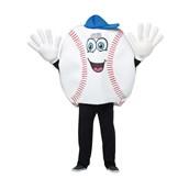 Baseball Waver Adult Costume
