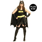 Batgirl Adult Plus Costume
