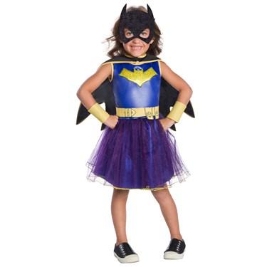Batgirl Deluxe Child Costume