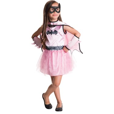 Batgirl Dress and Cape Set