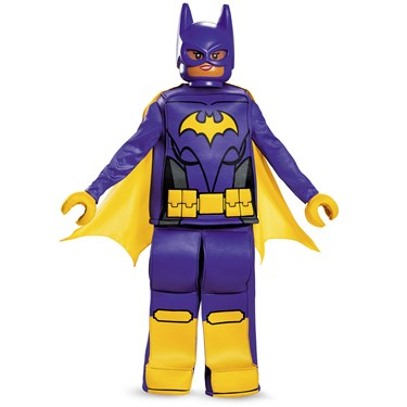 Batgirl Lego Movie Prestige Child Costume