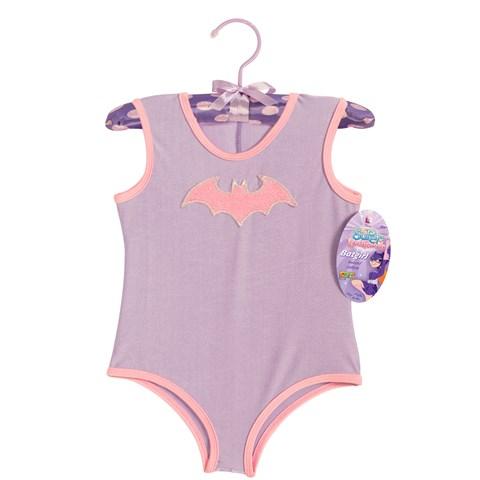 Batgirl - Leotard w/ Puff Hanger Child