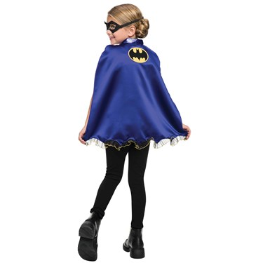 Batgirl Mask and Cape Set
