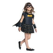 Batgirl Tutu Dress Up Set