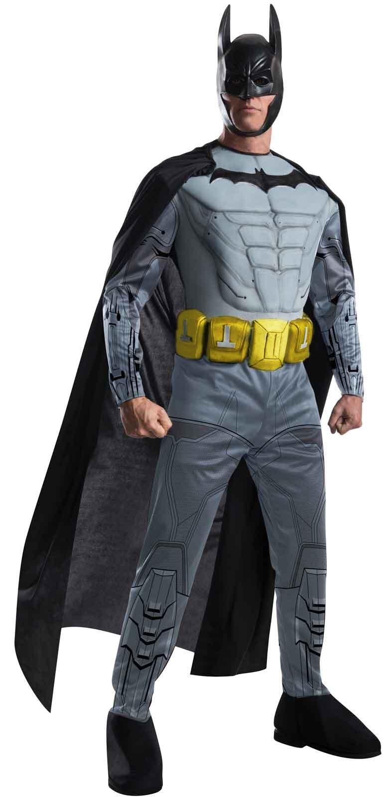 Silver Halloween Costume Ideas