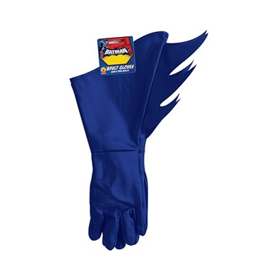 Batman Brave & Bold Batman Adult Gloves