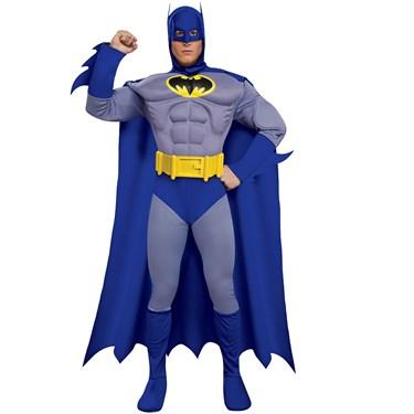 Batman Brave & Bold Deluxe Child Costume