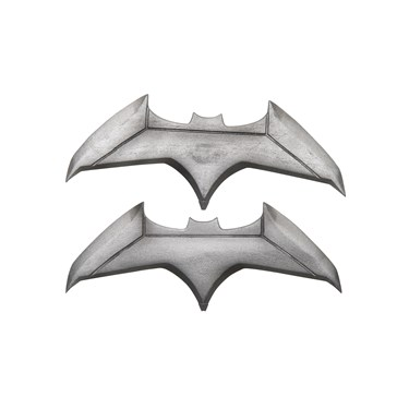 Batman Child Batarangs- Silver