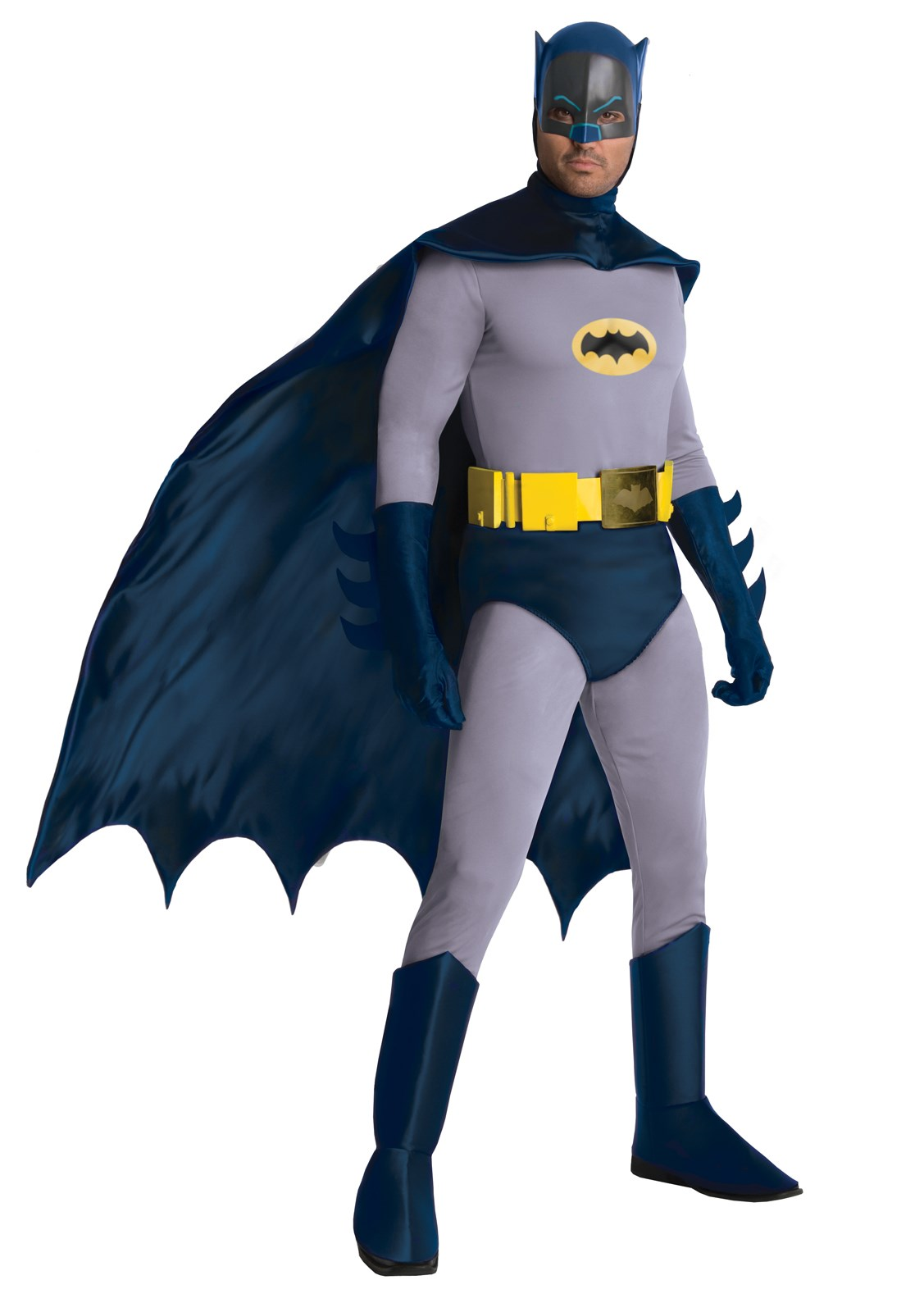 Batman Classic 1966 Series Grand Heritage Batman Adult Costume ...