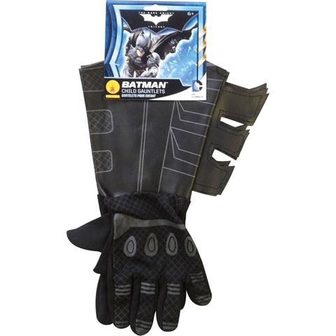 Batman Dark Knight Child Batman Gauntlets