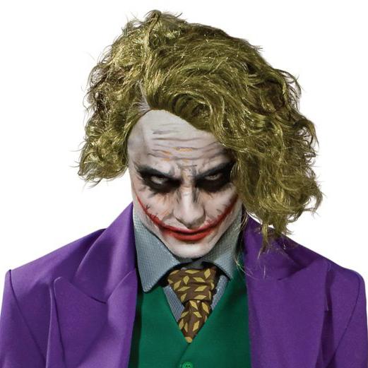 Joker From Batman Pictures Batman Dark Knight The Joker Adult Wig Bc