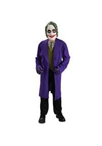 Batman Dark Knight The Joker Child Size Costume
